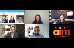 Self-Touring Intel from Industry Leaders at AIM Reconnect